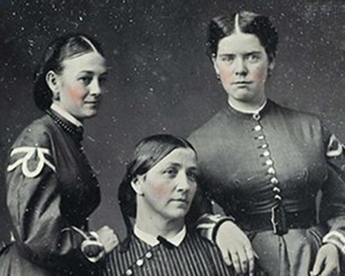 Civil War volunteer nurses