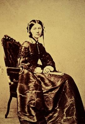 Florence Nightingale (1820-1910) established trained nursing as a profession during the Crimean War (1853-1856).
