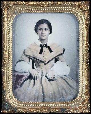 New Orleans free woman, 1856