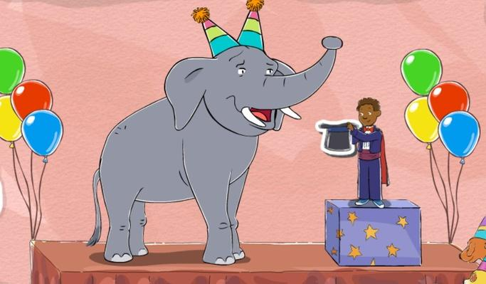 Measuring: Planning an Elephant's Party