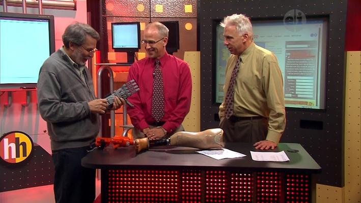 3-D Printing Prosthetics Design & Creation with Professor Jon Schull from RIT | Move to Include