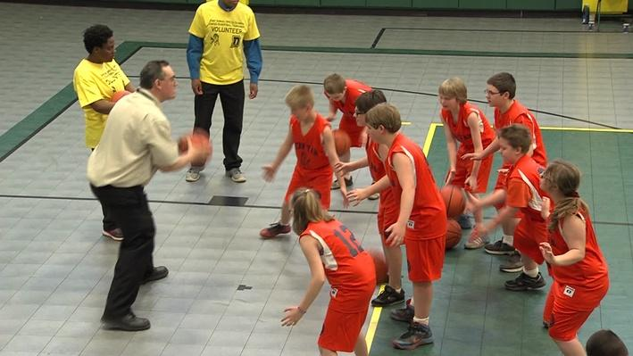 Playing unified team basketball