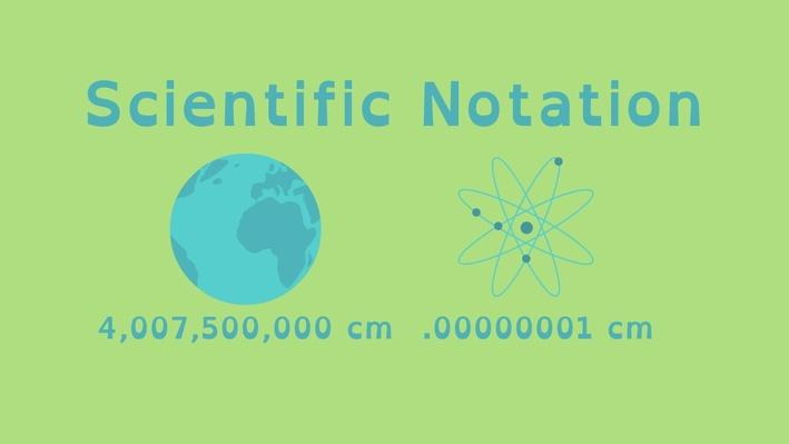 Scientific Notation Math Video Pbs Learningmedia