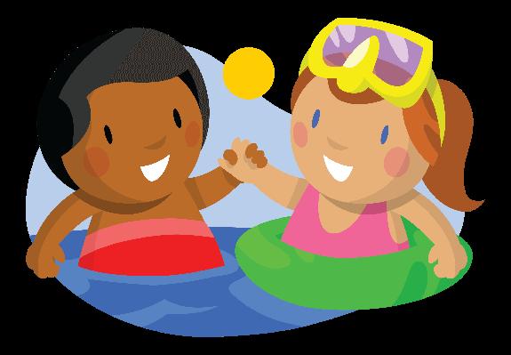 Swim Buddies | Clipart