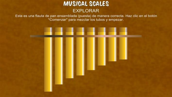 Scale City | Proportions and Music in Practice (Spanish version)