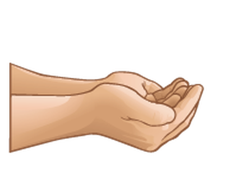 Hands - 9   Clipart