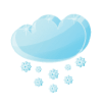 Glass Icons (Snow) | Clipart