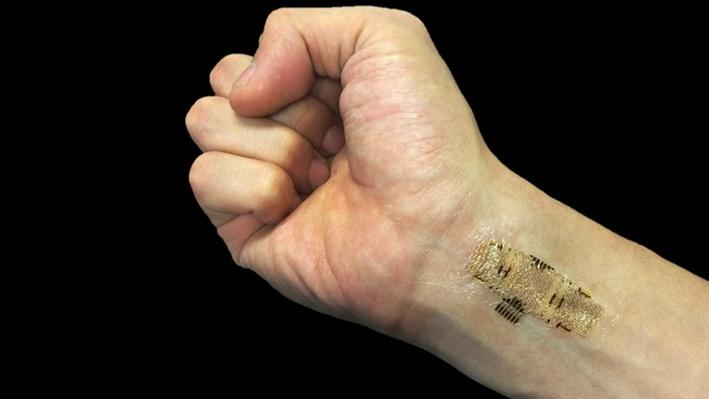 Hot Jobs: Biomechanical Engineering of a Nano-Tattoo