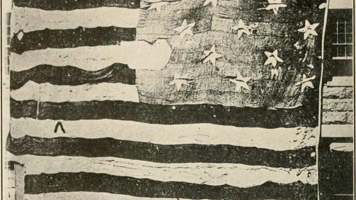Fort McHenry Flag Image