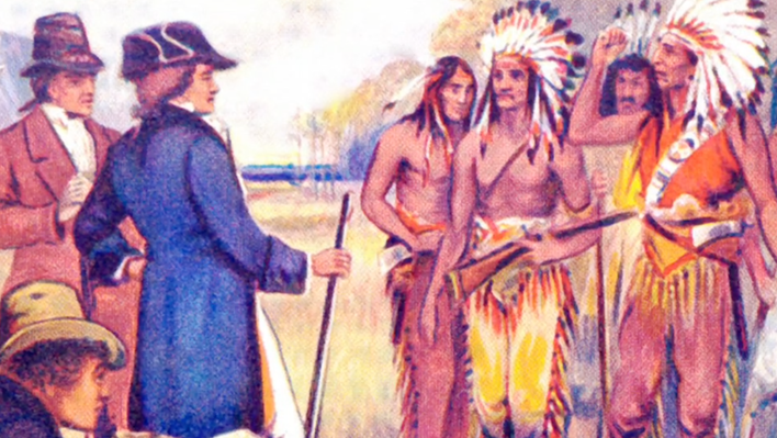 Built on Agriculture - Selkirk Settlers | Native Americans at Forks
