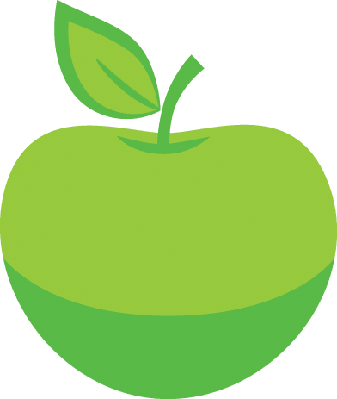 Green Apple | Clipart