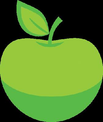 Green Apple | Clipart