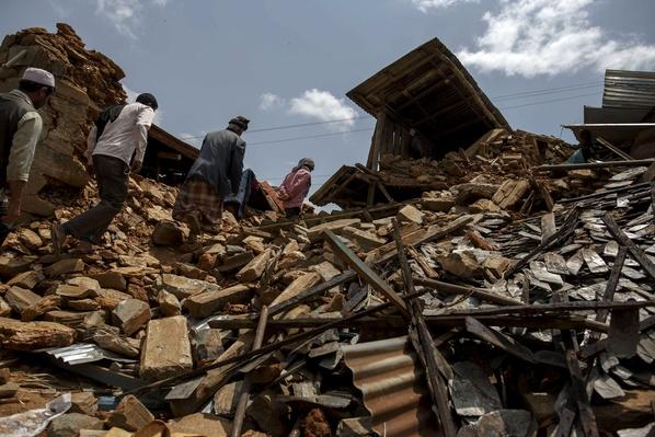 What's Next for Nepal's Earthquake Recovery? - Video