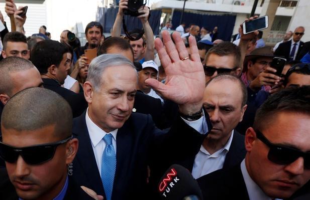 Israeli Prime Minister Netanyahu Re-elected - Video