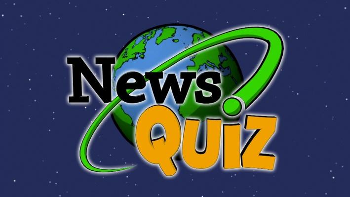 News Quiz logo