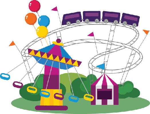 Amusement Park | Clipart
