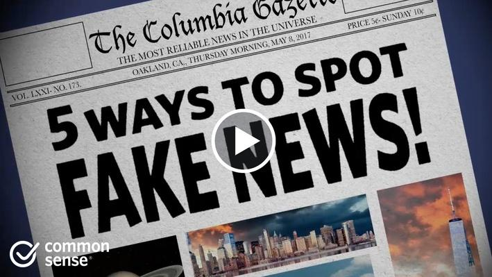 Video: 5 Ways to Spot Fake News