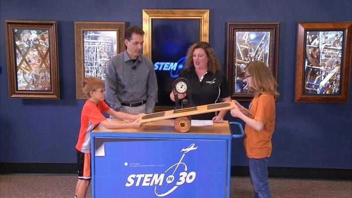 Time and Navigation Webcast | STEM in 30