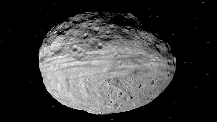 A Visit to Asteroid Vesta | NASA Planetary Sciences