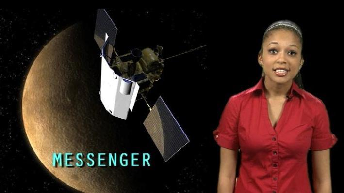 Mercury's MESSENGER Reveals Mysteries   NASA Planetary Sciences