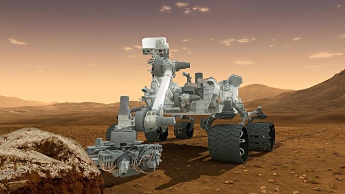 Mars Streambed | NASA Planetary Sciences