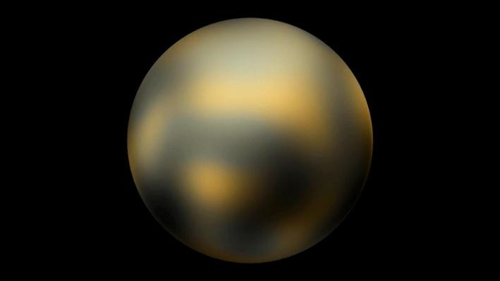 Changing Views of Pluto | NASA Planetary Sciences