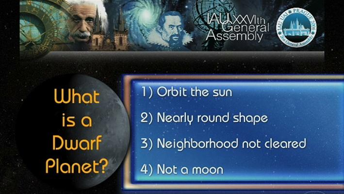 What Is a Dwarf Planet? | NASA Planetary Sciences
