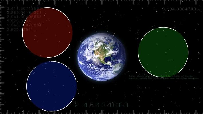 Using Color to Identify Planets   NASA Planetary Sciences