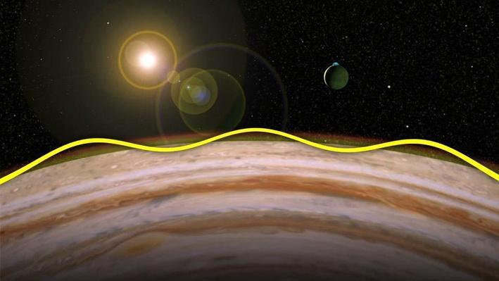 Jupiter's Hot Spots | NASA Planetary Sciences