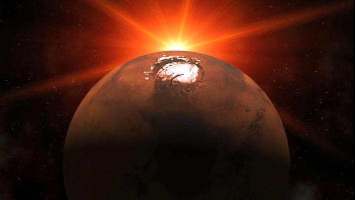 Wind and Radiation on Mars | NASA Planetary Sciences