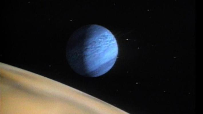 First Spacecraft at Neptune