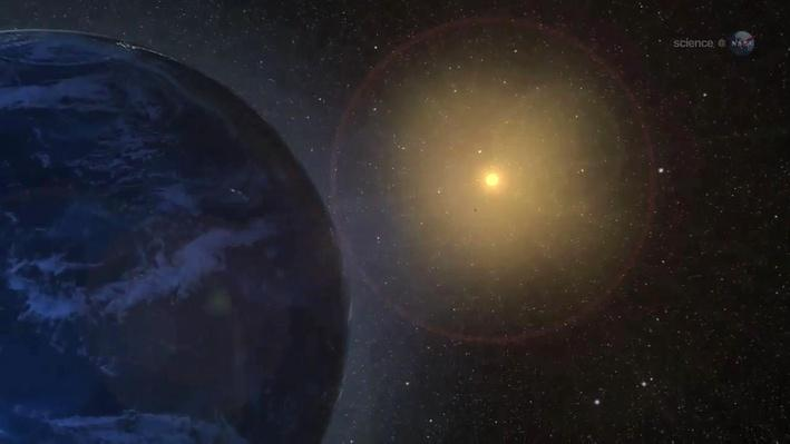 The 2012 Transit of Venus | NASA Planetary Sciences