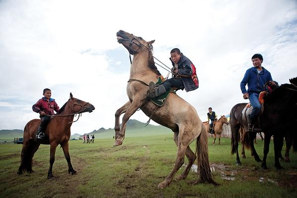 The Naadam Holiday Spirit | Global Oneness Project