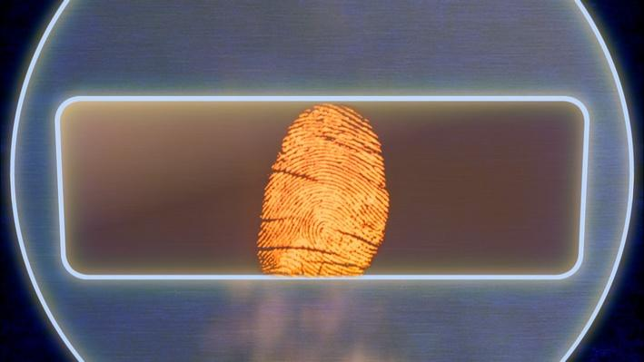 A New Way to See Fingerprints