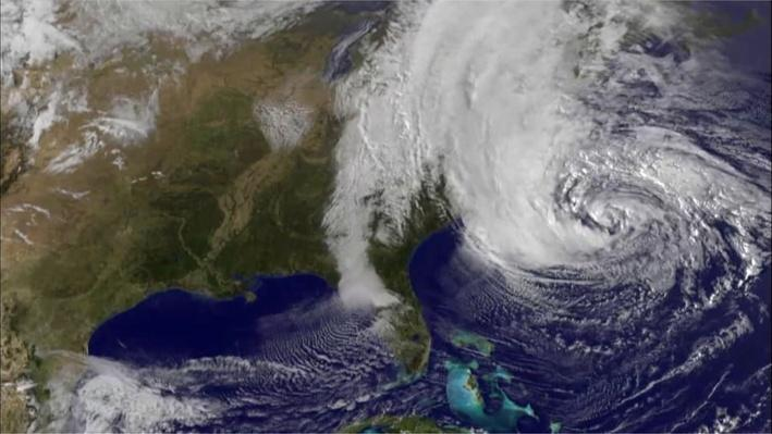 Sandy and Climate Change
