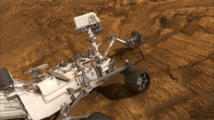 Designing for Drilling on Mars