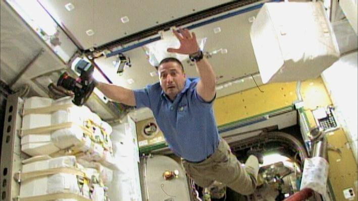 Health Effects of Zero Gravity