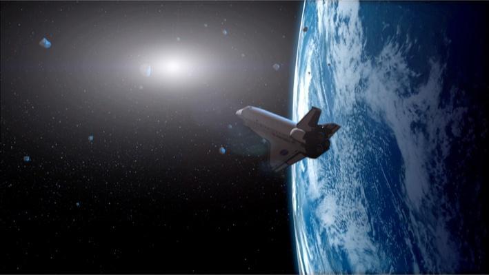 Meteoroids Endanger Spacecraft