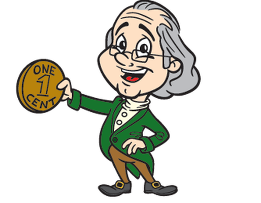 Ben Franklin Cartoons | Clipart