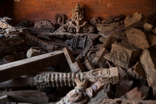 Carvings And Other Artwork Are Stored in a Secure Location | Global Oneness Project