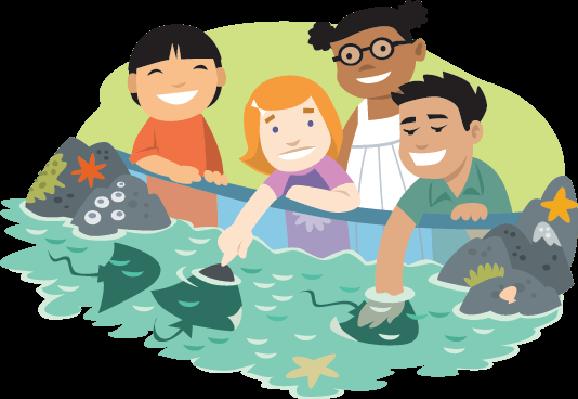 Kids Aquarium | Clipart