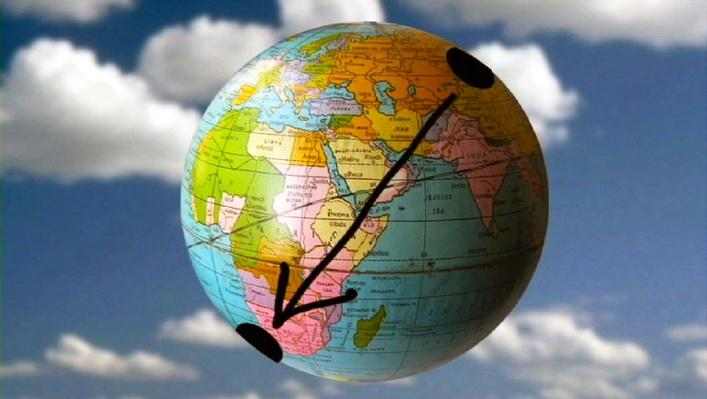 NOVA ScienceNOW: Gravity at Earth's Center
