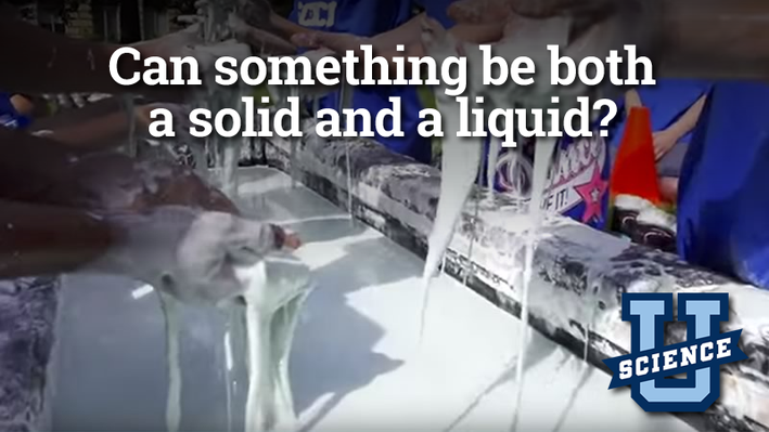 Can Something Be Both a Solid and a Liquid? | Science-U