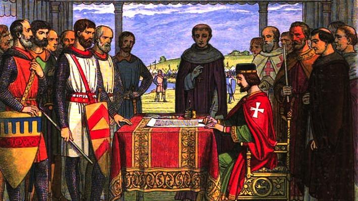Magna Carta: Relevant for the 21st Century