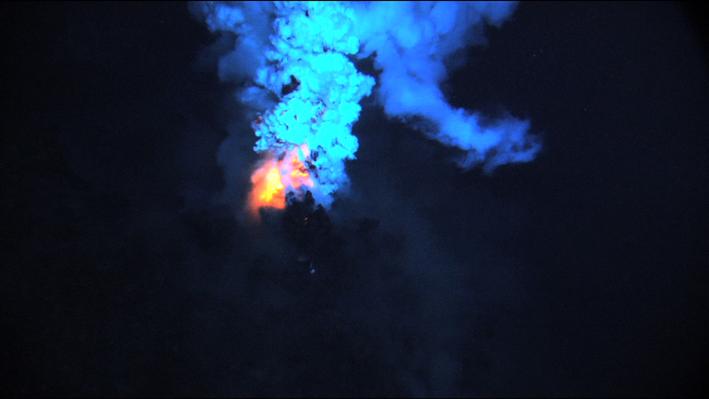 Deep Ocean Volcanoes | Ocean Today