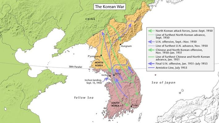 The Korean War PBS LearningMedia