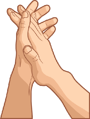 Clapping | Clipart