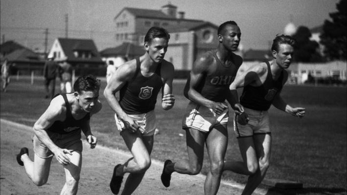 Jesse Owens: The Track as a Great Equalizer