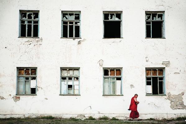 Abandoned Soviet-Era Building | Global Oneness Project