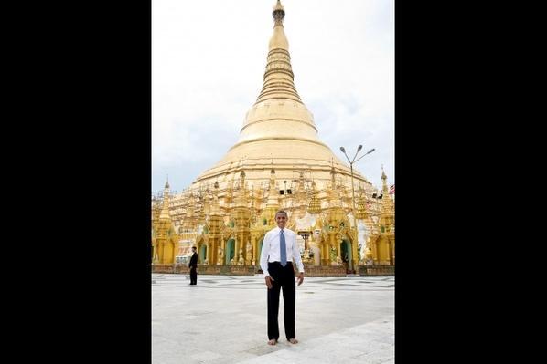 President Obama's Trip to Asia